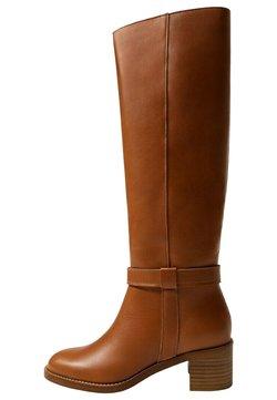 Mango - HYPE - Boots - middenbruin
