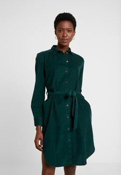 Esprit - Blusenkleid - dark teal green