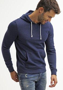 Pier One - Hoodie - dark blue melange
