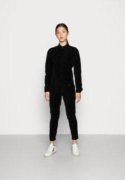 LTB - NANCIE - Jumpsuit - ribcord black wash