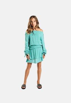 Jacky Luxury - Blouse - turquoise