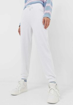 Stradivarius - Jogginghose - off-white