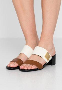 Lauren Ralph Lauren - Muiltjes - beige/brown