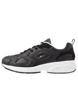 Tommy Jeans - HERITAGE  - Sneaker low - black