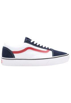 Vans - UA COMFYCUSH OLD SKOOL - Sneakersy niskie - (tri-tone) drs bls/wht