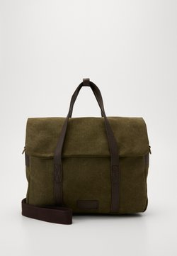 Pier One - UNISEX - Notebooktasche - olive