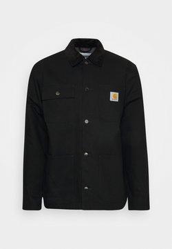 Carhartt WIP - MICHIGAN COAT - Kevyt takki - black rigid