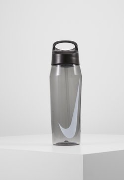 Nike Performance - HYPERCHARGE STRAW BOTTLE 32 OZ/946ML - Cantimplora - anthracite/anthracite/white