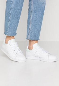 adidas Originals - STAN SMITH - Joggesko - footwear white/dash green/core black