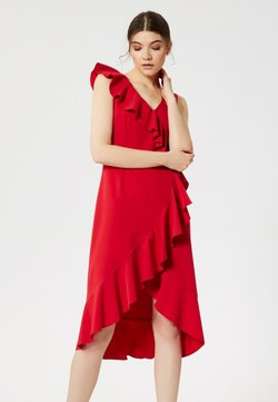 myMo - Cocktailkleid/festliches Kleid - red