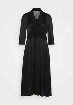Noa Noa - DRESSY CREPE - Cocktail dress / Party dress - black