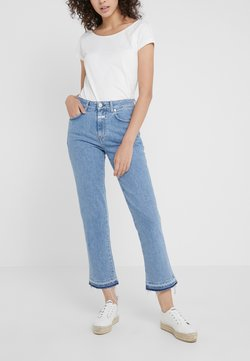 CLOSED - GLOW - Jeans baggy - mid blue