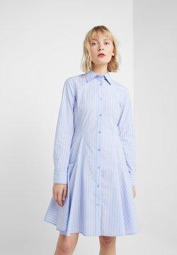 Steffen Schraut - BELLE SUMMER DRESS - Skjortekjole - miami stripe
