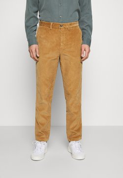 Tommy Hilfiger - TAPERED  - Pantalon classique - brown