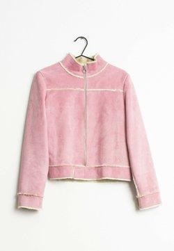 Roxy - Kurtka skórzana - pink