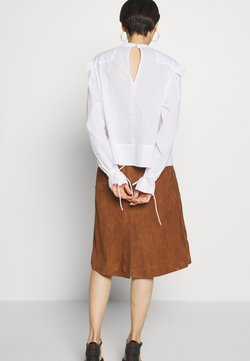 By Malene Birger - SALINGER - Blus - pure white