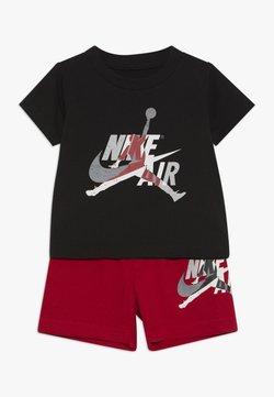 Jordan - JUMPMAN CLASSIC TEE SET - Short - gym red
