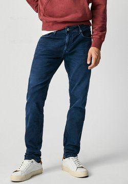 Pepe Jeans - STANLEY - Slim fit -farkut - scout blau