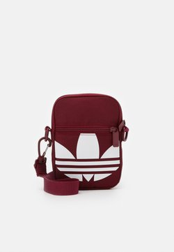 adidas Originals - FEST BAG UNISEX - Sac bandoulière - bordeaux