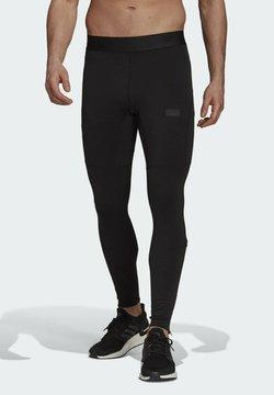 adidas Performance - PARLEY TIGHT - Tights - black