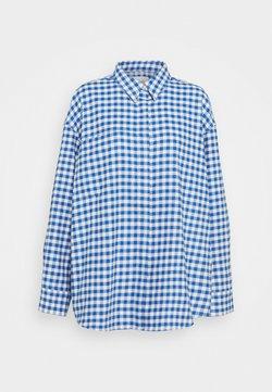 Holzweiler - DAISY CHECK SHIRT - Bluse - blue check