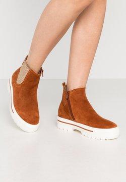 Gabor Comfort - Korte laarzen - rost