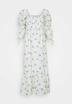 Faithfull the brand - MARITA MIDI DRESS - Cocktailkleid/festliches Kleid - white