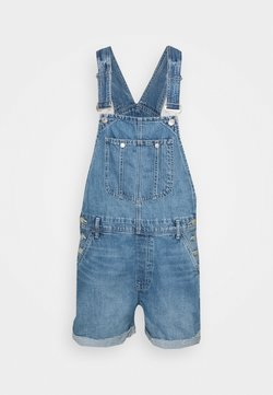 GAP - SHORTALL DELVIN - Tuinbroek - medium indigo
