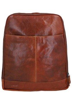 Gusti Leder - Mochila - honey brown