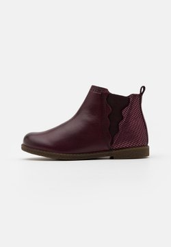 Geox - SHAWNTEL GIRL - Classic ankle boots - prune