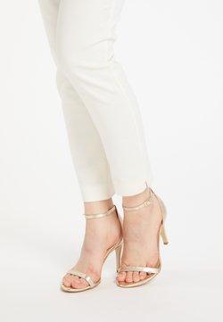faina - HIGH-HEEL-SANDALETTE - Sandalen met hoge hak - gold