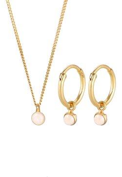 Elli - JEWELRY SET BASIC - Ohrringe - gold