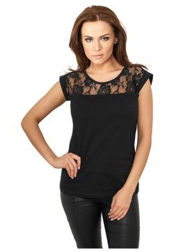 Urban Classics - T-Shirt print - black