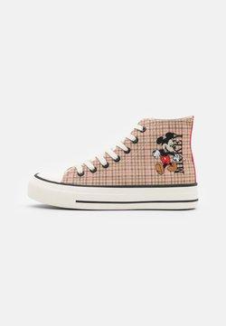 Rubi Shoes by Cotton On - MICKEY BRITT RETRO  - Sneaker high - beige