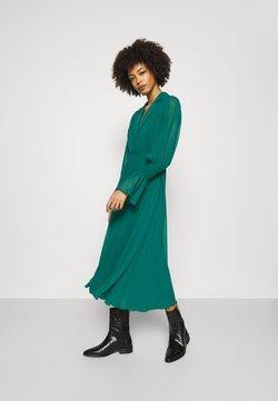 Trendyol - Suknia balowa - emerald green