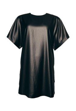 Superdry - CULT STUDIOS ROCKER  - Cocktailkleid/festliches Kleid - wet look black