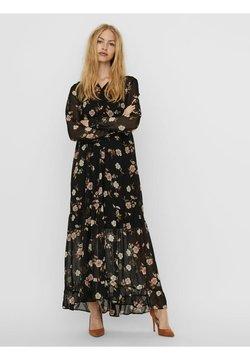 Vero Moda - VMTALLIE - Vestido largo - black