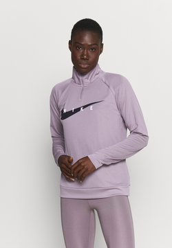 Nike Performance - Funktionsshirt - purple smoke/black