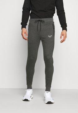 SQUATWOLF - STATEMENT CLASSIC - Jogginghose - grey