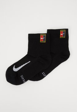 Nike Performance - COURT MULTIPLIER MAX 2 PACK - Sportsocken - black