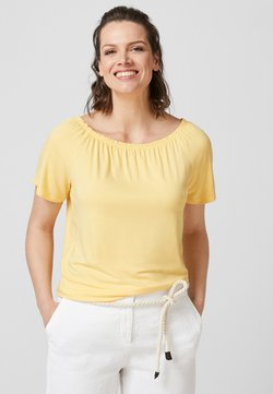 Triangle - T-Shirt basic - yellow