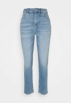 American Eagle - MOM JEANS - Jean slim - washed blue