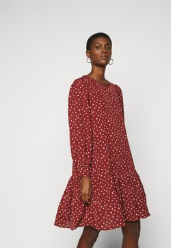 ONLY Tall - ONLCHERYL DRESS - Freizeitkleid - red