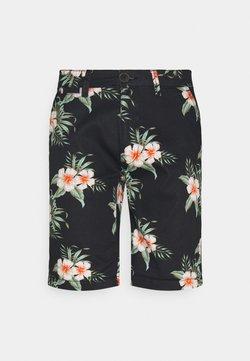 Blend - WOVEN - Shorts - black