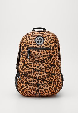 Hype - MAXI BACKPACK  LEOPARD - Ryggsäck - multi