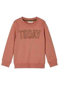 Name it - Sweater - apricot brandy
