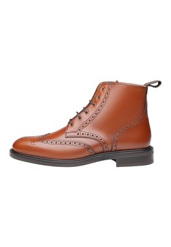 SHOEPASSION - No. 683 MC - Schnürstiefelette - cognac