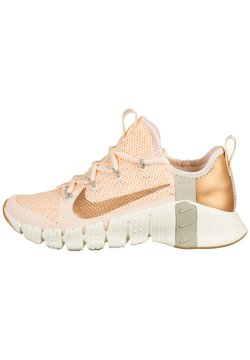 Nike Performance - FREE METCON 3 - Trainings-/Fitnessschuh - guava ice / metallic red bronze / stone sail