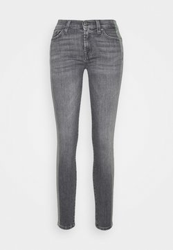 7 for all mankind - THE CROP - Jeans Skinny Fit - shadowland