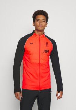 Nike Performance - LIVERPOOL FC WINTERIZED  - Article de supporter - laser crimson/black